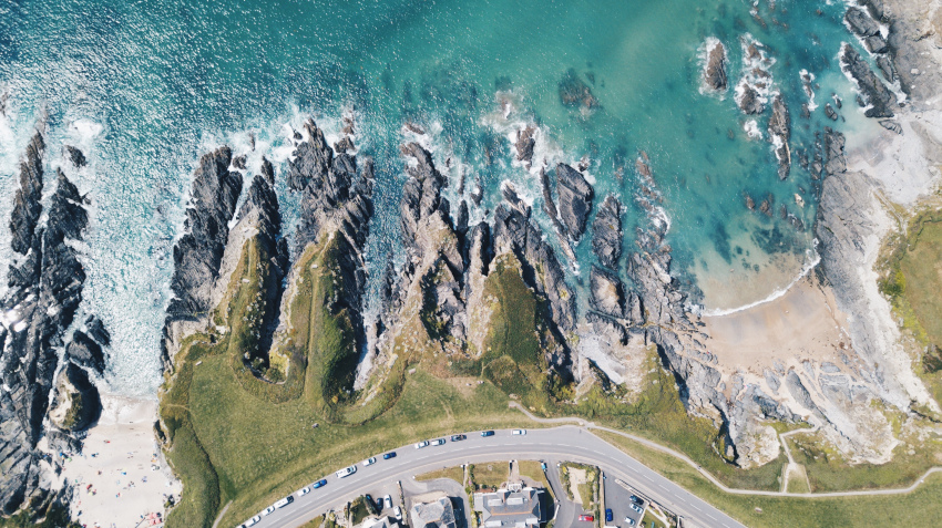 School of Applied Mental Health - Coastline of the South West England