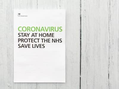 An NHS information booklet - source of reliable and trustworthy covid advice