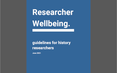 Researcher Wellbeing
